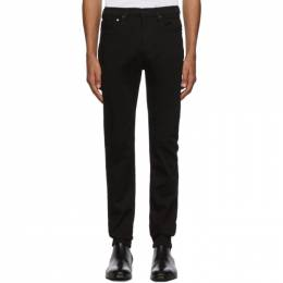 PS by Paul Smith Black Slim Fit Jeans 192422M18600606GB