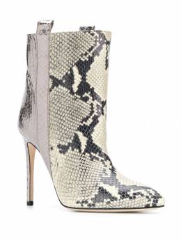 Paris Texas - snake effect high heel boots 03PPL950839300000000