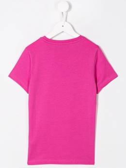 Dsquared2 Kids - logo embroidered T-Shirt 3QKD66MM950369980000