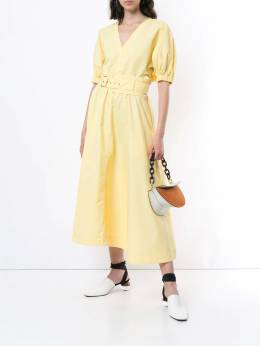 3.1 Phillip Lim - PUFF SLEEVE BELTED DRESS 3.1 PHILLIP LIM 99939LCP959966580000