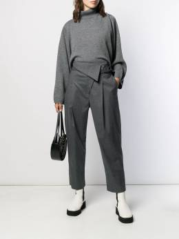 3.1 Phillip Lim - Belted overlap trousers 95550WBS950638590000