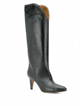 Isabel Marant - Lestan knee-high boots 63599A653S9506689300