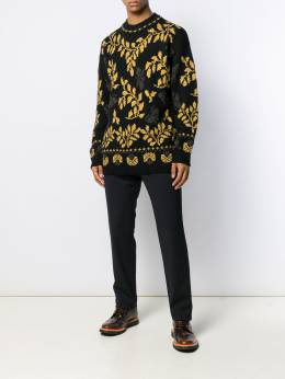 Etro - embroidered sweater 88965595060553000000