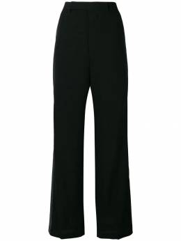 Rick Owens loose tuxedo trousers RP18F4317WLCEV