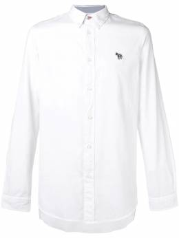 PS by Paul Smith zebra patch button-down shirt M2R599RZA2004101