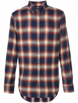 Dsquared2 button checked shirt S71DM0249S49258