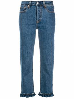 Levi's Wedgie straight jeans 349640019