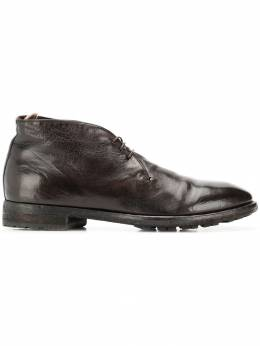 Officine Creative - ботинки 'Princeton Chukka' NCETON98939890350000