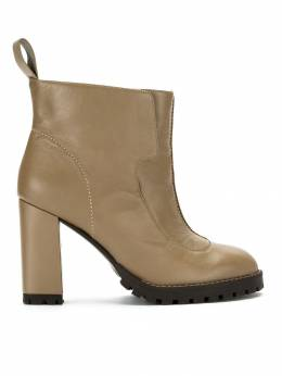 Sarah Chofakian - panelled ankle boots ONGR85FORR9066339900