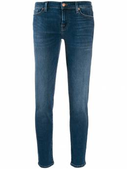 7 For All Mankind джинсы кроя слим JSL4U580TY