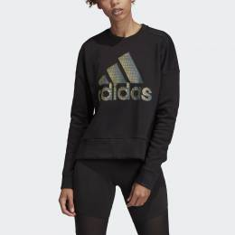 Свитшот W ID Glam Sweat Adidas Athletics DZ8676190,210,230,250,270