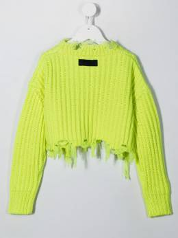 Diesel Kids - knitted cropped jumper 5JBKYAPS950595850000