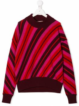 Marni Kids - TEEN striped jumper 0IRM66GL950588350000