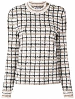Paco Rabanne - check sweater 08950693930000000000