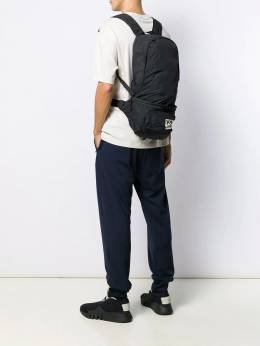 Y-3 - two-in-one backpack 055UPACKABLE95035396
