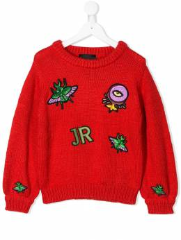 John Richmond Junior - knitted jumper 99939MANW95033090000