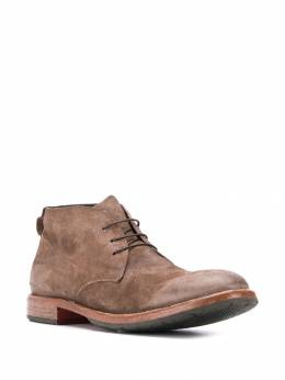 Moma - Low lace-up desert boots 666BE950550350000000
