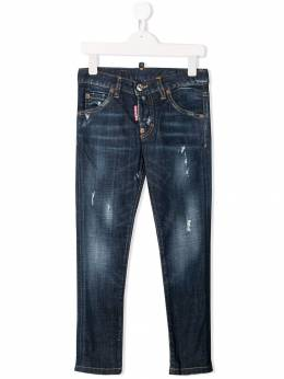 Dsquared2 Kids - distressed effect jeans 9PXD66VS950595800000