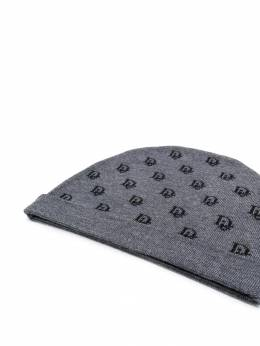 Baby Dior - knitted logo hat M05HATE9506655300000