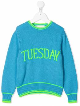 Alberta Ferretti Kids - Tuesday jumper 36595033589000000000