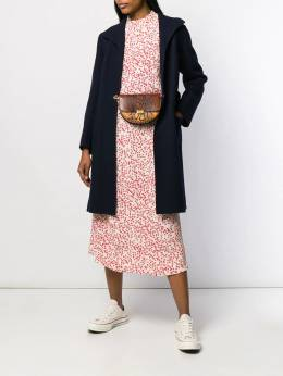 A.N.G.E.L.O. Vintage Cult - 1960's Gibo clasp belted coat O3569505393800000000