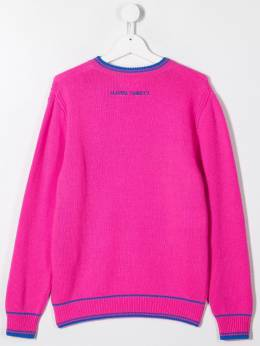 Alberta Ferretti Kids - Sunday knit jumper 36595033559000000000
