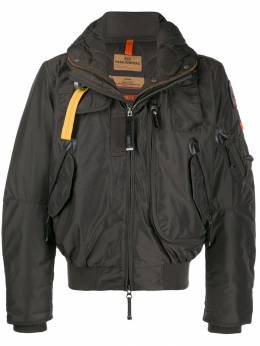 Parajumpers - hooded padded coat CKMB69P6595033635000