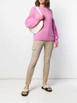 Closed - dropped shoulder sweater 98698E00950363350000