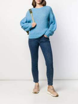 Closed - dropped shoulder sweater 98698E00950363530000