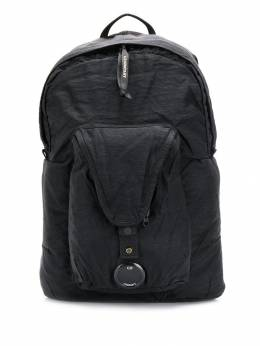 CP Company - canvas backpack MAC993A665069G950539