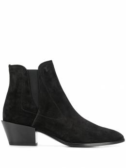 Tod's - slip-on ankle boots 95A6Z956BYE999995099