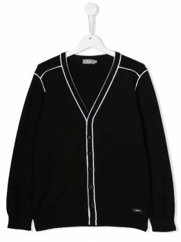 Baby Dior - knitted cashmere cardigan M05CARB9506635800000