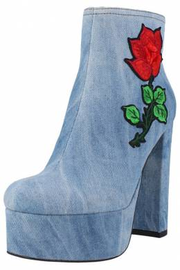 ankle boots ROBERTO BOTELLA M17696_90_JEANS