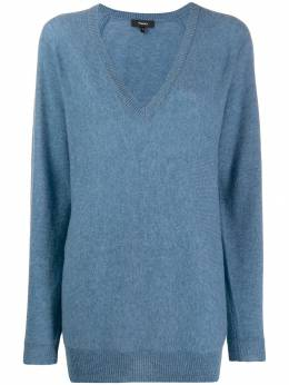 Theory - deep V-neck pullover 98306950836560000000