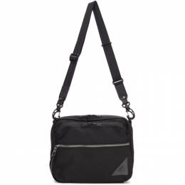 Master-Piece Co Black Various Shoulder Bag 192401M17002101GB
