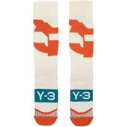 Y-3 Multicolor Logo Tech Socks 192138M22000301GB