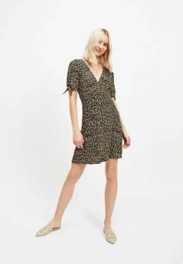Платье Miss Selfridge 18E54XBLK
