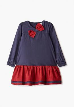 Платье Amore di Mamma CFW17-DRS101-navy-burnt-red-14