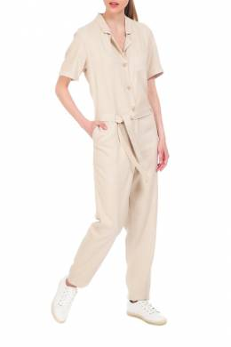 overall American Vintage DERI221E16_COQUILLAGE