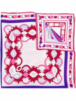 Emilio Pucci abstract print scarf 8RGB228RP