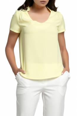 blouse Naoko AT222_YELLOW