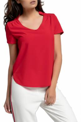 blouse Naoko AT222_RED