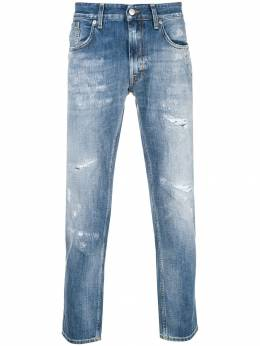 Department 5 - distressed cropped jeans D90D9368939099660000