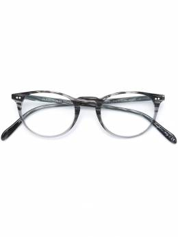 Oliver Peoples - очки 'Riley-R' 66596609933953500000