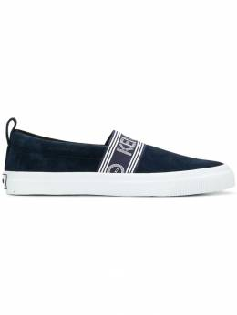 Kenzo - embroidered logo sneakers 0SN903L5693999360000