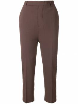 Rick Owens cropped slim trousers RP18F4309WLC