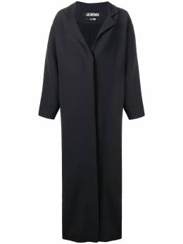Jacquemus long overcoat 183CO04