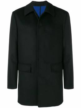 Paolo Pecora - single-breasted fitted coat 93659939663590000000