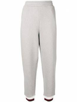 T by Alexander Wang contrast band track pants 4C284012D2