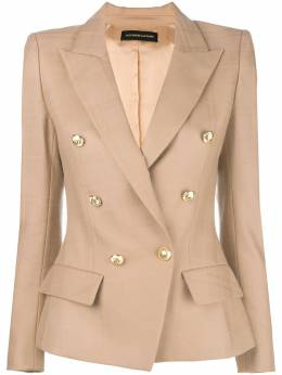 Alexandre Vauthier double breasted blazer 183JA8020378